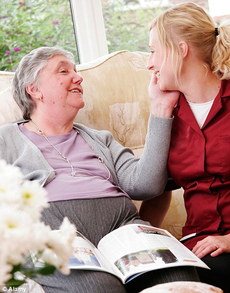 Concerns: The first National Audit of Dementia has revealed many sufferers are at risk from undertrained NHS staff