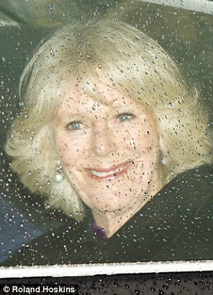 Camilla, the Duchess od Cornwall.