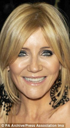 Beauty files: Michelle Collins claims the product is her secret weapon