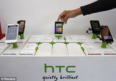 Patented: HTC must now remove a copyrighted trait ruled to be patented by the iPhone