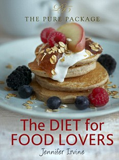 The Pure Package: The Diet for Food Lovers by Jennifer Irvine