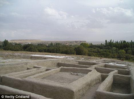 Asikli Hoyuk: The Neolithic site where the bracelet was found
