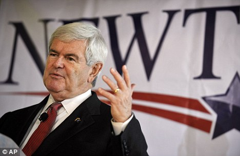 Newt Gingrich, until recently, didn't have the money or manpower to launch a full-scale Iowa campaign - until he became a serious contender weeks ago