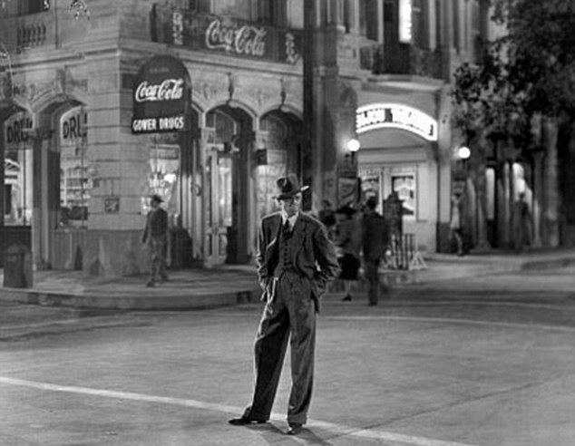 Christmas classic: James Stewart as George Bailey in 'It's a Wonderful Life'