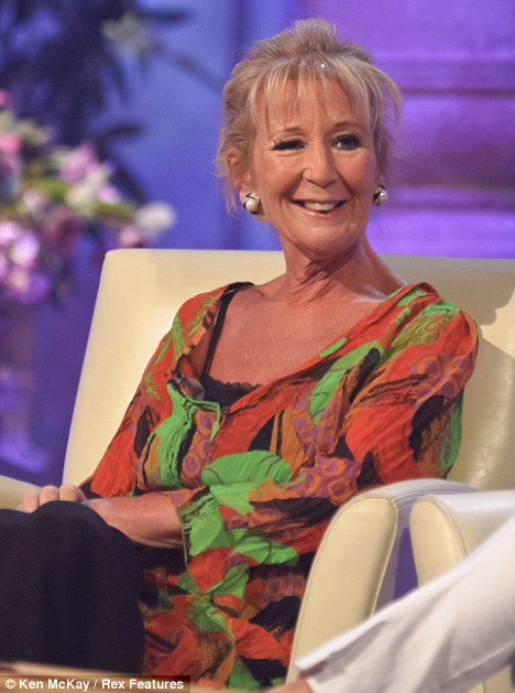 Sue Carroll was a regular on the Alan Titchmarsh show - and made an appearance in April this year after learning her tumours were inoperable