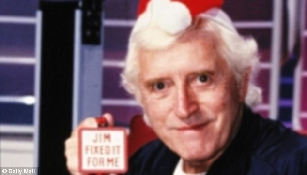 Honoured: The Boxing day episode was made in tribute to Jimmy Savile who died earlier this year