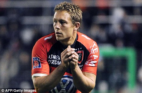 French revolution: Jonny Wilkinson's Toulon are continuing to strengthen