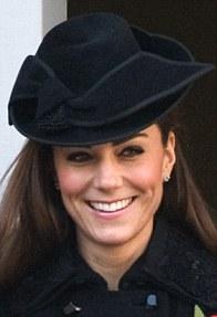 Black hat by Jane Corbett (£350), Remembrance Sunday, November