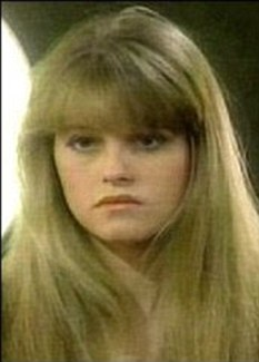 Look-a-like: Daniella Westbrook played the role of Sam Mitchell in the soap