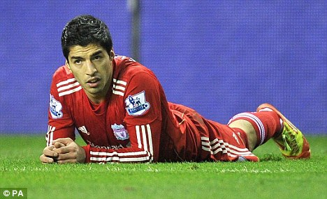 Not taking it lying down: Despite accepting the ban, Liverpool and Suarez both released strong statements