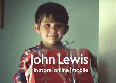 The John Lewis advert cost £6million to make - but helped bring in almost £600million in pre-Christmas sales