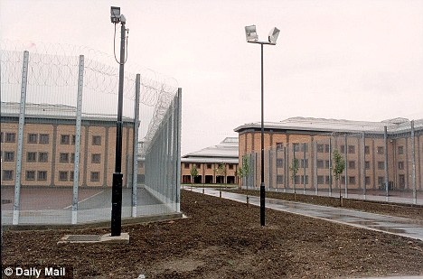 Dobson and Norris will start serving their sentence at the category A Belmarsh prison
