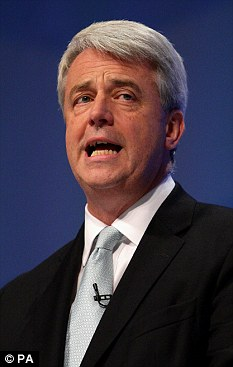 Demanding action: Health Secretary Andrew Lansley (above) wants private clinics to pay for reversal procedures