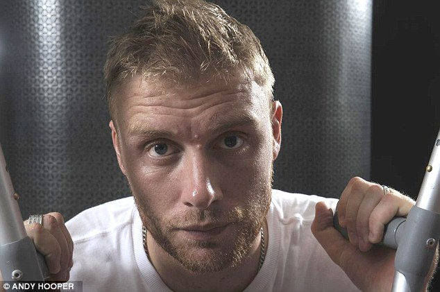 Highs and lows: behind Flintoff's big smiles and personality was a troubled man