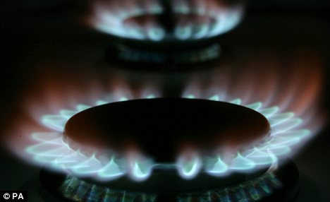 Fuel's gold: Energy suppliers have faced accusations of profiteering after raising bills prior to the winter.