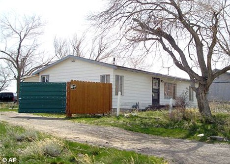 Naso's home in Reno, Nevada, where police say they found a diary documenting the rapes and sexual assaults of underage girls and women alongside posed photographs of two murder victims