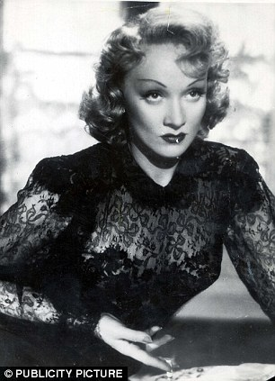 In the 1940s Marlene Dietrich pioneered a facelift technique - pulling her skin back using strands of hair, tape or even a gold chain