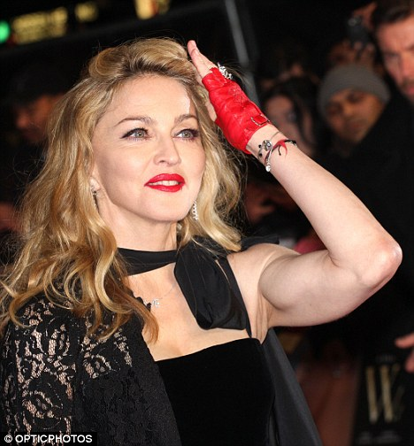 Relatable?: Madonna's attempts to relate to her fans have fallen on deaf ears