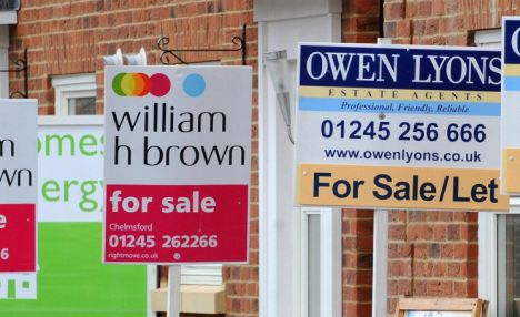 Housing concerns: The number of new homes for sale has dropped to its lowest level in more than a decade