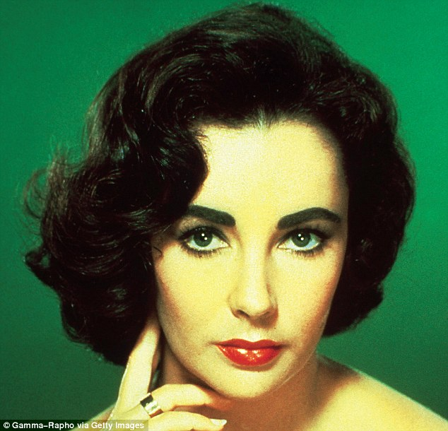 Elizabeth Taylor has to be one of, if not the, most beautiful women who ever walked God's Earth, and this publicity still - taken by an unknown photographer - has real class and would grace any cover today