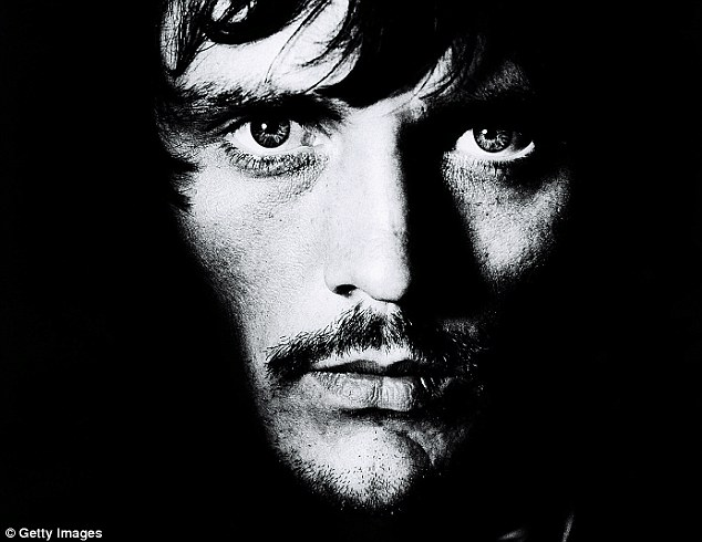 This wonderful, brooding image of Terence Stamp from 1967 was taken on the set of Far From The Madding Crowd. He was one of the great actors of that era