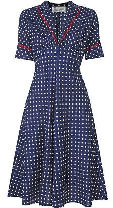 Classic starlet dress, £75, tarastarlet.com