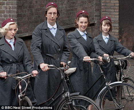 Victorious: Call The Midwife was the ratings winner last night with 8.6million viewers
