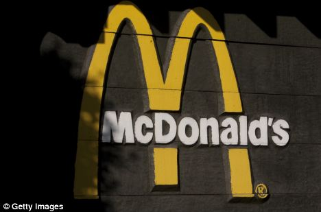Swinging off-message: Detractors seized on #McDStories to document their horror stories at the Golden Arches