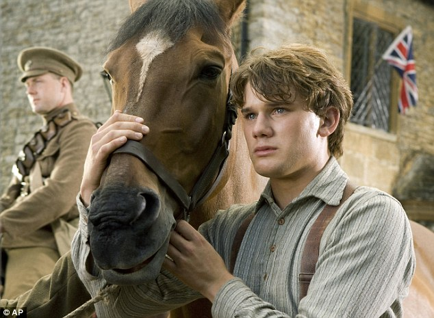 No horsing around: Steven Spielberg's epic War Horse is up for Best Picture