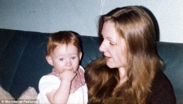 Debbie and her daughter, Hayley, in 1980 who tragically died a week before her 18th birthday