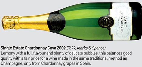 Single Estate Chardonnay Cava 2009