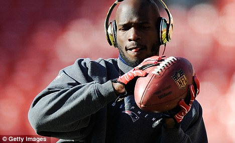 Praise: Mr Ochocinco admitted that he thought President Obama's speech was awesome, but didn't appreciate all the standing ovations