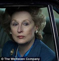 The Iron Lady: Meryl Streep appears as Margaret Thatcher in The Iron Lady