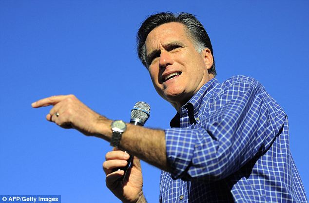 Devout: Mitt Romney's Mormon faith has been a point of contention among the Republican party's many conservative Christian supporters who have issues with the religion and