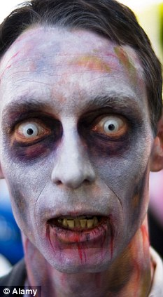 Zombies: Fears are growing that hours playing video games are making children like zombies