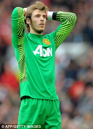 Phone a friend: De Gea called in sick on Monday