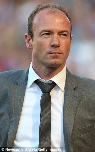 Gary Speed confided to Alan Shearer (pictured) that his marriage was in difficulties but he had vowed to 'stick in there', the inquest heard