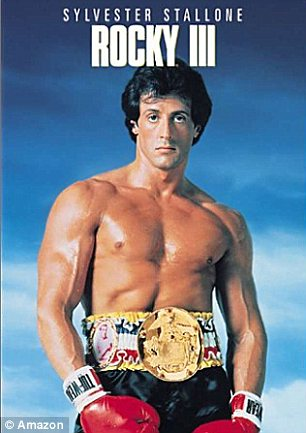Success: Eye of the Tiger was immortalised in the film Rocky III, and the song won a Grammy Award for Survivor in 1982