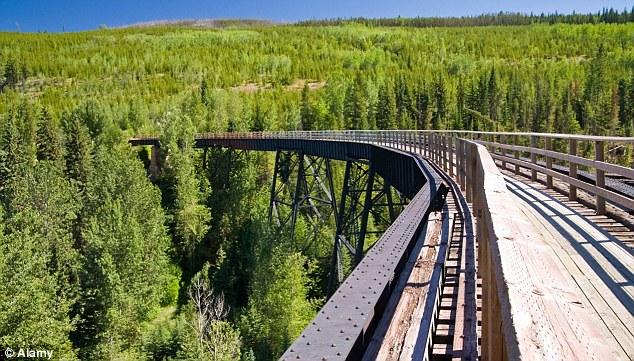 Kettle Valley railway, Kelowna