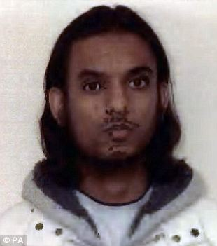 Ringleader: Mohammed Chowdhury was jailed for 13 years and eight months for his part in the plot