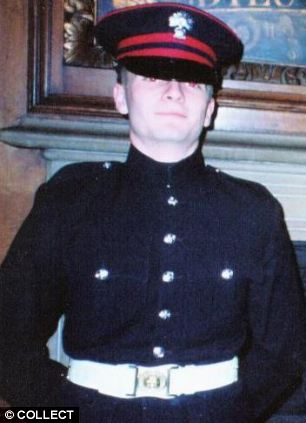 Trooper Sadler of the Honourable Artillery Company was killed on December 4, 2007