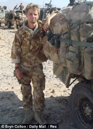 Sacrifice: Jack Sadler was killed by a roadside bomb in Afghanistan in 2007