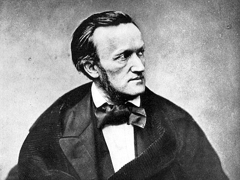 Favourite: Hitler was a huge fan of composer Richard Wagner, in particular his 1842 production Rienzi