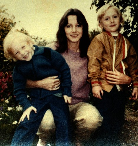 Family: Bamber's sister Sheila and her children Daniel and Nicholas were all found to have been killed by him