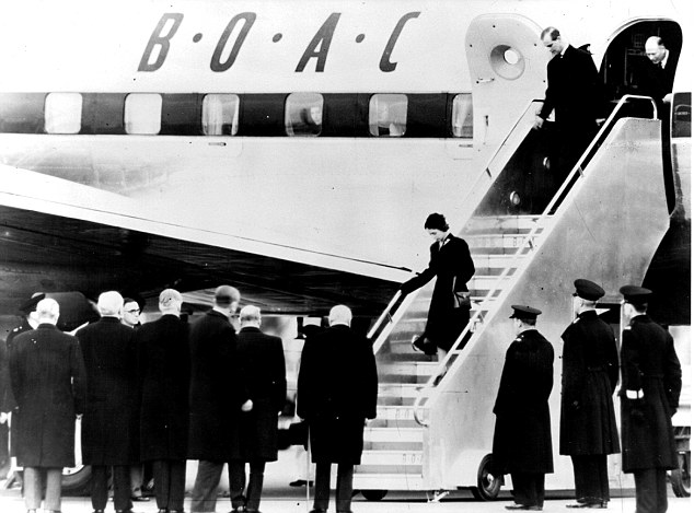 Her Majesty the Queen returns to the UK on February 7, 1952
