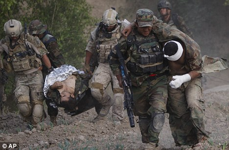 Putting their lives on the line: The false belief is growing that wars can be made risk free
