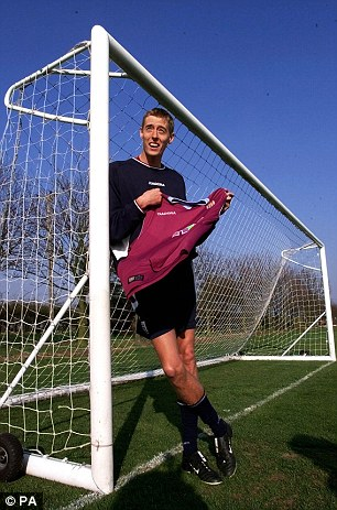 Cash trail: One charge related to money from the sale of Peter Crouch to Aston Villa
