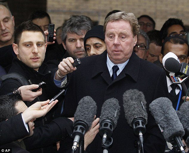 Jurors accepted Redknapp's angry denials that he avoided tax on any payments over £189,000 found in a Monaco account.