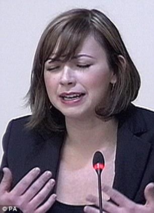 Singer Charlotte Church