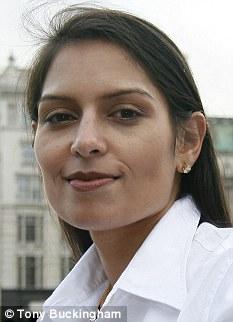 'Put him on a plane': Priti Patel